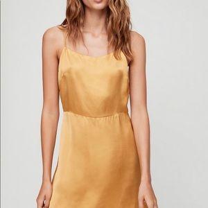 Wilfred Satin Dress